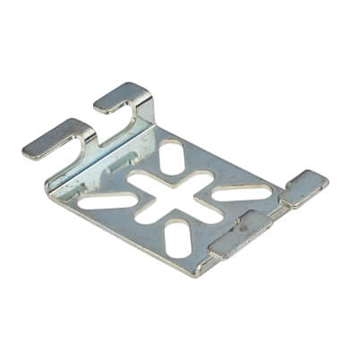 Wire Cable Tray Wall Bracket and Mounting Plate