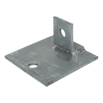 Slotted Channel Base Plate)