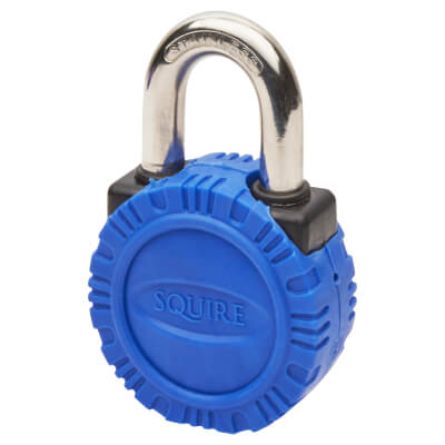 Squire Rustproof Padlock - 40mm - Keyed To Differ)