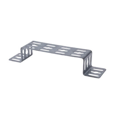 Trench Cable Tray Stand Off Bracket - 150mm - Galvanised