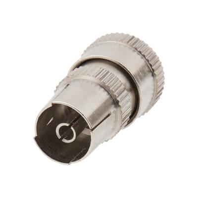 Coaxial Plug - Female)