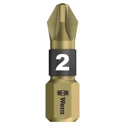 PZ2 Bi Torsion Bit Box - Pack 20