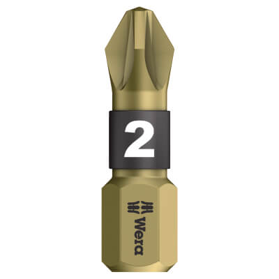 PZ2 Bi Torsion Bit Box - Pack 20)