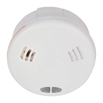 Kidde Slick Optical Smoke Alarm)