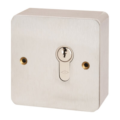 Key Switch - Stainless Steel)