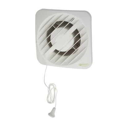 Greenwood 4 Inch Extractor Fan with Timer)