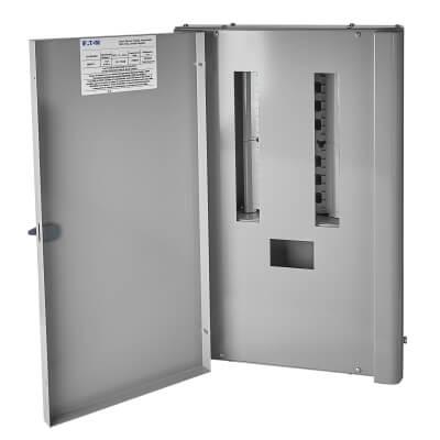 Eaton MEM 250A 24 Way 3 Phase Triple Pole and Neutral Distribution Board - Type B)