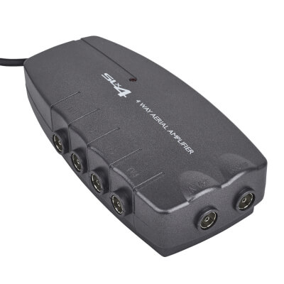 4 Outlet Signal Booster)