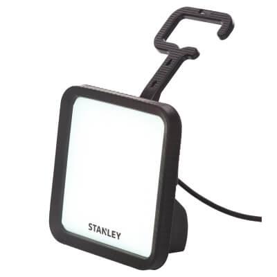 Stanley 35W 240V LED Worklight - Yellow/Black)