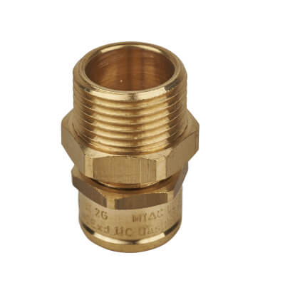 M.I.C.C 2H1.5 Cable Gland - Pack 10)