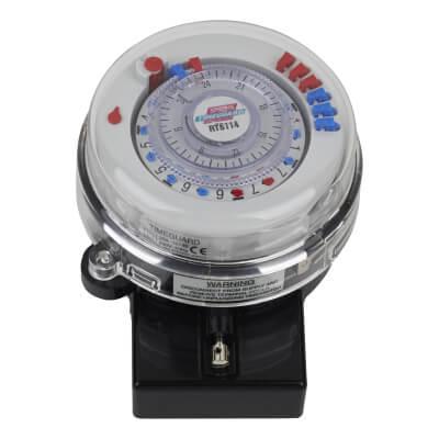 Timeguard 24 Hour Omitt 4 Pin Timer Switch)