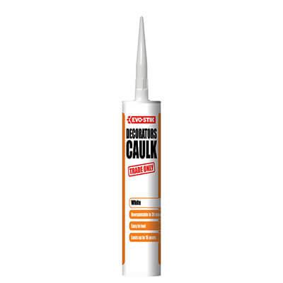 Decorators Caulk - 290ml - Whte