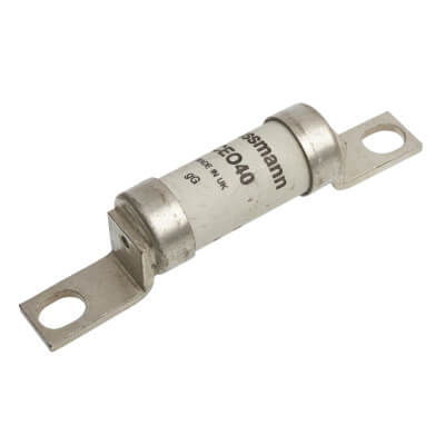 40A 400/415V TCP Offset Tag Industrial Fuse-Links with Bolt Connections)