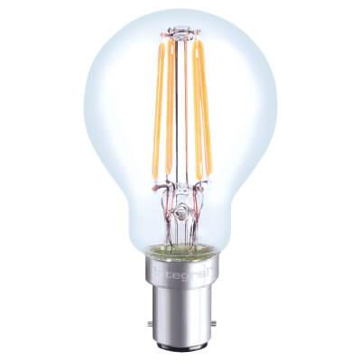 Integral LED 4W Mini Globe Full Glass Lamp - B15 - 2700K)