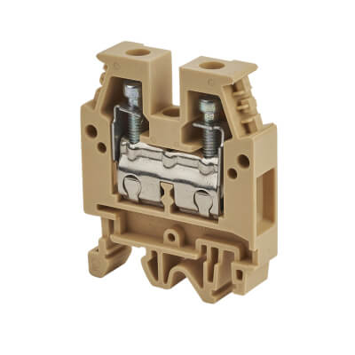 DIN Rail Terminal Block - 10mm