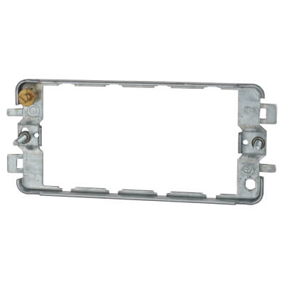 MK 4 Gang Grid Mounting Plate)