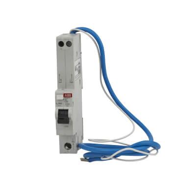 ABB 32A 30mA 10kA 1 Module 3 Phase RCBO - Type C)