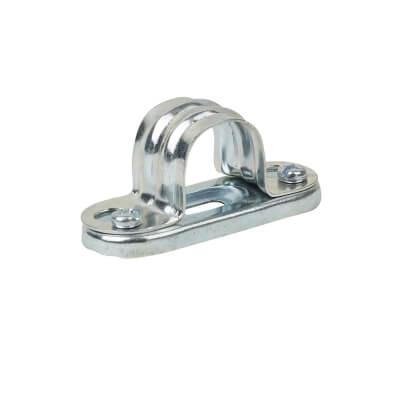 Steel Conduit Spacer Bar Saddles - 20mm - Galvanised