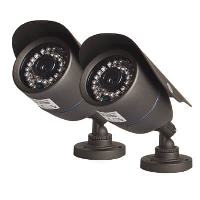 Yale Easy Fit HD Bullet Camera - Twin Pack)