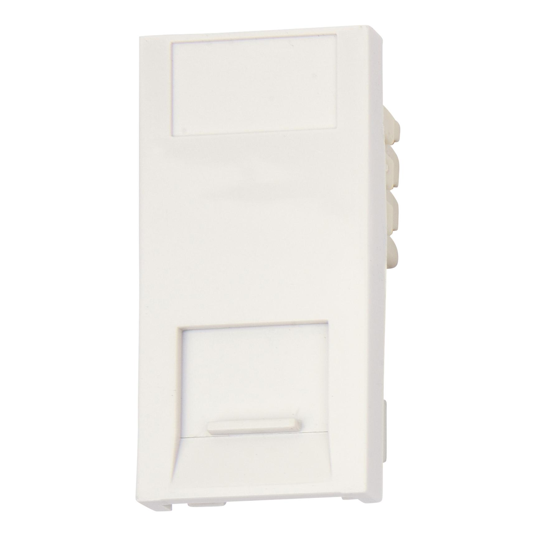 Deta RJ11 Secondary/Slave Telephone Module - White