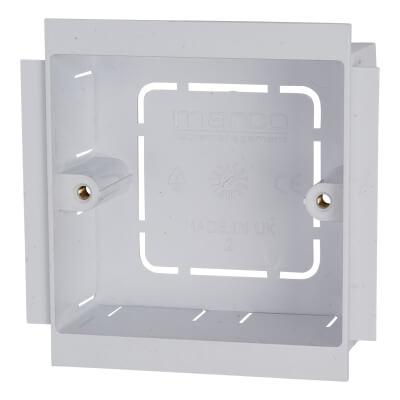 1 Gang Dado and Skirting Socket Mounting Box - 35mm)