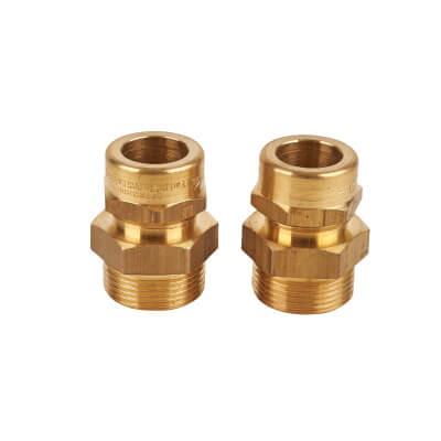 M.I.C.C 3H16.0 Cable Gland - Pack 10)